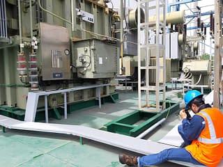 Mantenimiento en Sistemas Eléctricos como: Transformadores de Potencia, Subestaciones Eléctricas, Líneas de Transmisión
