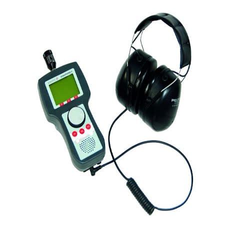 Sonaphone E Atex, Detector Ultrasónico - INGELCO, Ingeniería Eléctrica y Confiabilidad
