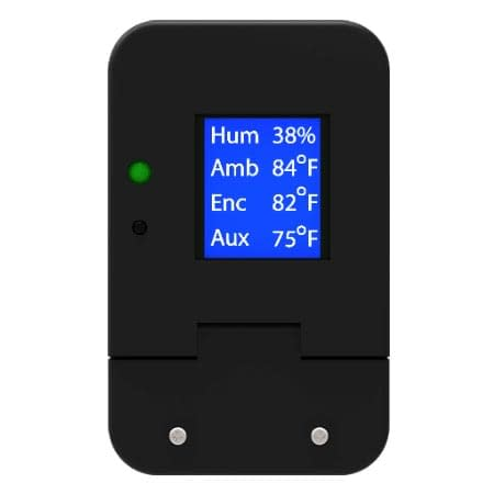 Sensor de Temperatura y Humedad Delta T Alert Pro